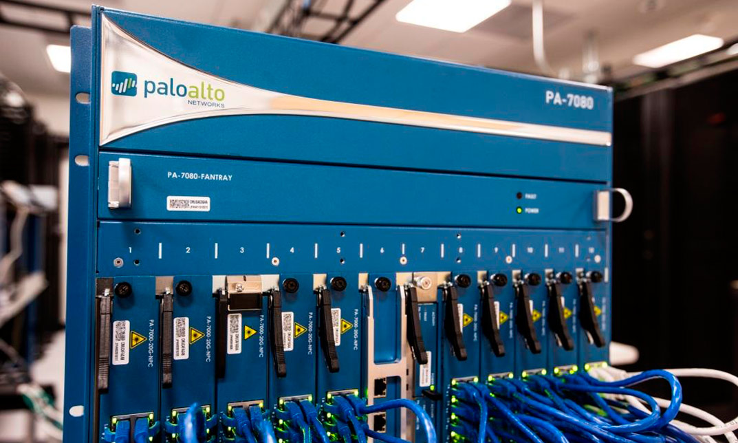 How are Palo Alto Firewalls made in factory