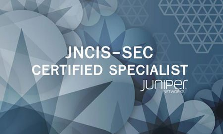 Juniper Networks Certified Internet Specialist – Security (JNCIS-SEC)